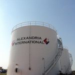 Jet Fuel Storage Tanks