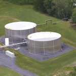 Liquid Asphalt Storage Tanks