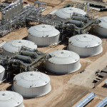 Molten Salt Storage Tanks, Process Vessels, CSP